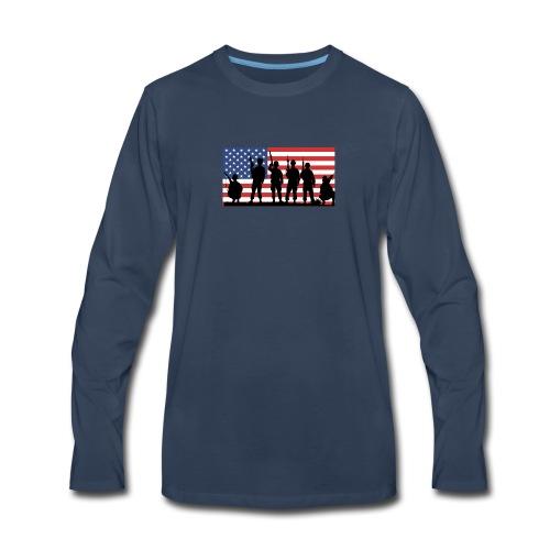 C6C93A63 545E 40FE BFB5 42370B6D303B - Men's Premium Long Sleeve T-Shirt