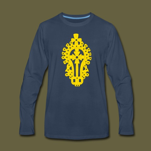 Lasta Cross - Men's Premium Long Sleeve T-Shirt