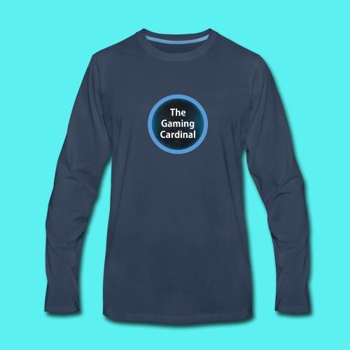 solo logo no back ground - Men's Premium Long Sleeve T-Shirt