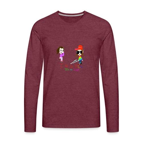 I'm so MLG - Men's Premium Long Sleeve T-Shirt