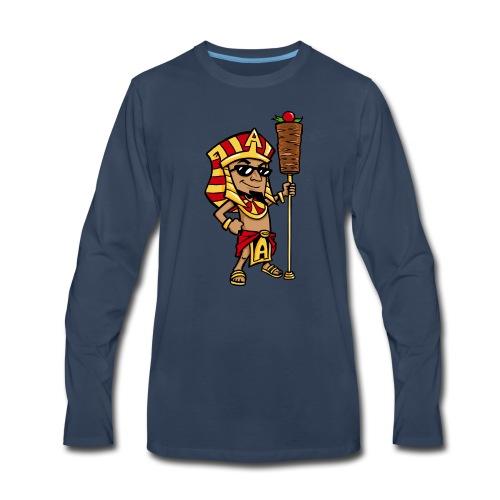 Pharoah1 - Men's Premium Long Sleeve T-Shirt