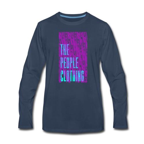 THE PEOLE CLOTHING - Men's Premium Long Sleeve T-Shirt