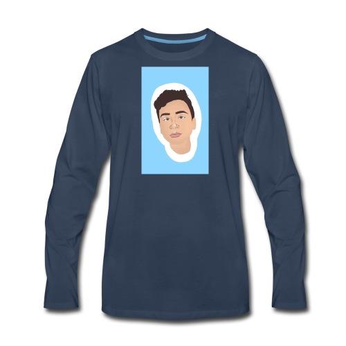 Ernesto Guerrero - Men's Premium Long Sleeve T-Shirt