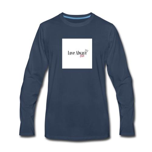 Love Always, Bibi - Men's Premium Long Sleeve T-Shirt