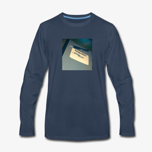 SpitFire - Released Cover - Men's Premium Long Sleeve T-Shirt
