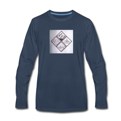 lifestyle - Men's Premium Long Sleeve T-Shirt