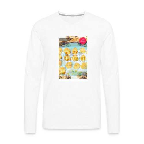Best seller bake sale! - Men's Premium Long Sleeve T-Shirt