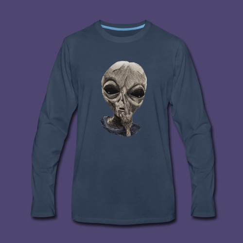 Fuck Conformity - Men's Premium Long Sleeve T-Shirt