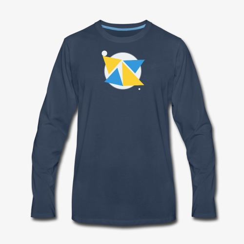Most Awesome T-Shirt in the world - Men's Premium Long Sleeve T-Shirt