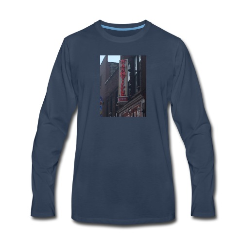 nashville - Men's Premium Long Sleeve T-Shirt