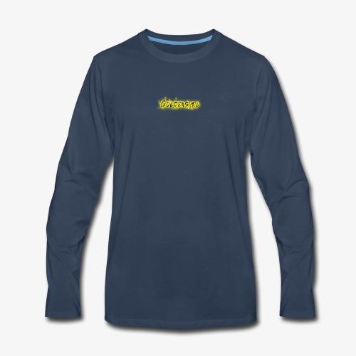 Goldenskul - Men's Premium Long Sleeve T-Shirt