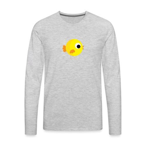 HENNYTHEPENNY1 01 - Men's Premium Long Sleeve T-Shirt