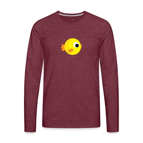 HENNYTHEPENNY1 01 - Men's Premium Long Sleeve T-Shirt