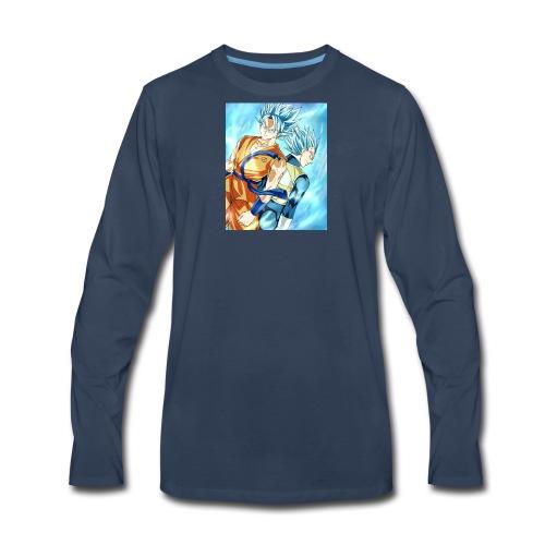 Dragon Ball Super - Men's Premium Long Sleeve T-Shirt