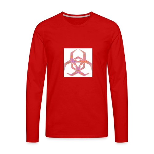 Nuclear Desing - Men's Premium Long Sleeve T-Shirt