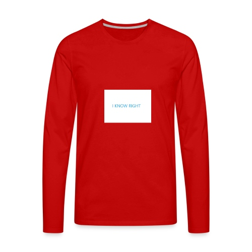 Untitled29 - Men's Premium Long Sleeve T-Shirt