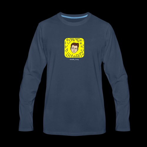 bitemoji - Men's Premium Long Sleeve T-Shirt