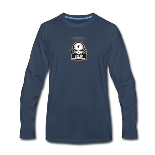 Solars Merch ! limited edition - Men's Premium Long Sleeve T-Shirt