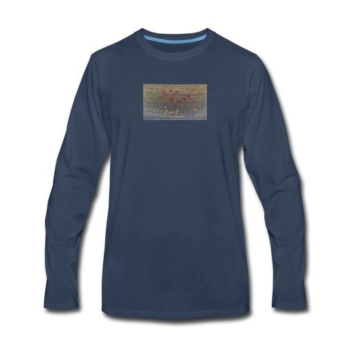 kiik 4 - Men's Premium Long Sleeve T-Shirt