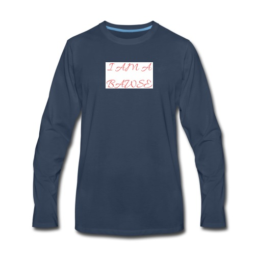 Bawse - Men's Premium Long Sleeve T-Shirt