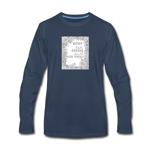 Sparkle - Men's Premium Long Sleeve T-Shirt
