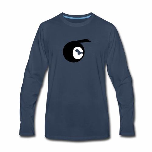 Calm - Men's Premium Long Sleeve T-Shirt
