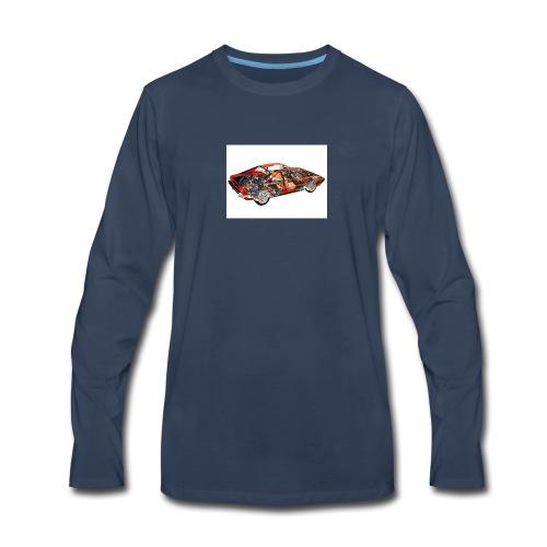 FullSizeRender mondial - Men's Premium Long Sleeve T-Shirt