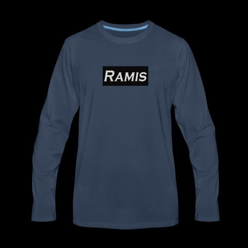 RAMIS MERCH - Men's Premium Long Sleeve T-Shirt
