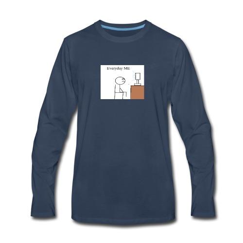 Everyday ME - Men's Premium Long Sleeve T-Shirt