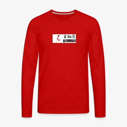 Dauntless Devise Designs - Men's Premium Long Sleeve T-Shirt