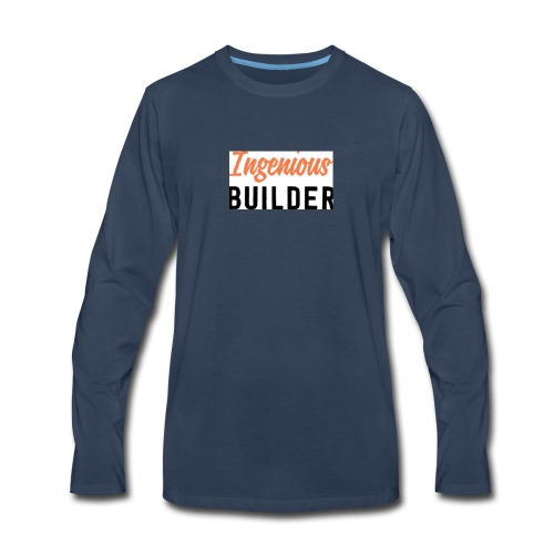 F8F6B071 4206 4D41 B1AB 2458E5D460EC - Men's Premium Long Sleeve T-Shirt
