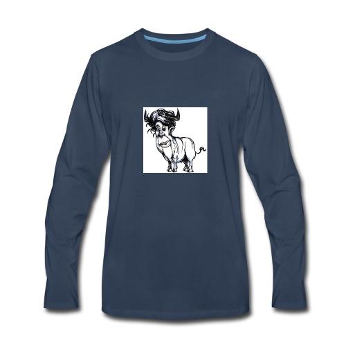 Gaming HQ Merch! - Men's Premium Long Sleeve T-Shirt