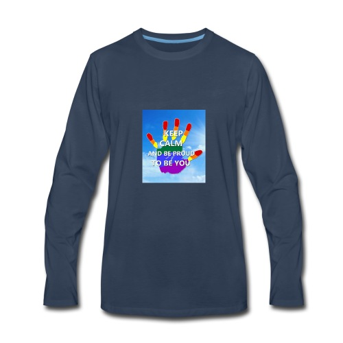 pride stock2 2 - Men's Premium Long Sleeve T-Shirt