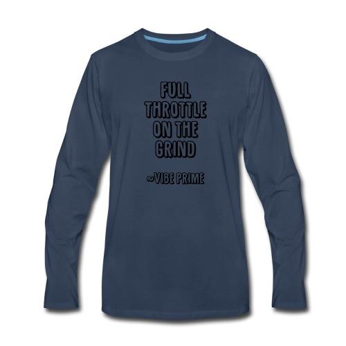 Vibe Prime Merch - Men's Premium Long Sleeve T-Shirt