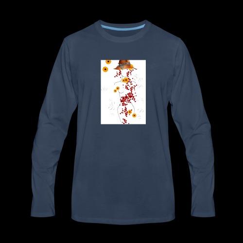 Chick - Men's Premium Long Sleeve T-Shirt