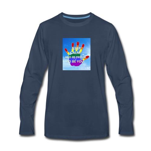 pride stock2 2 - Men's Premium Long Sleeve T-Shirt