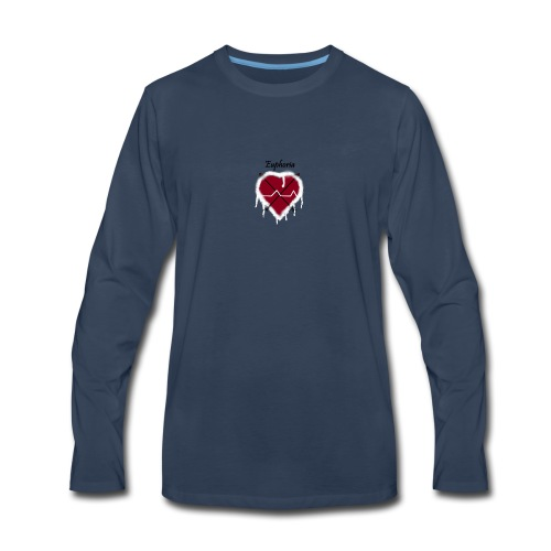 Euphoria Apparel - Men's Premium Long Sleeve T-Shirt