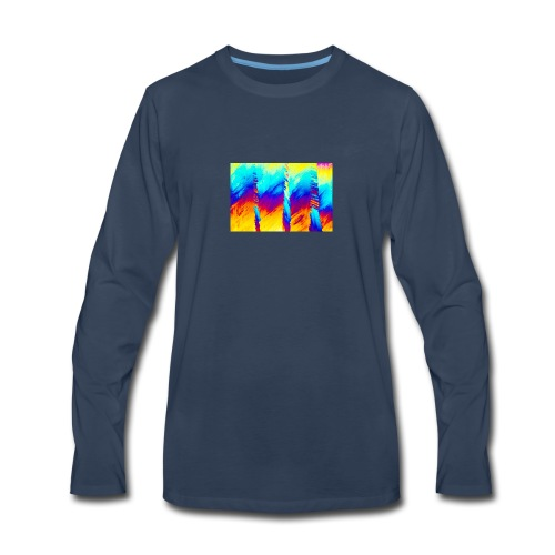 strads drip paint - Men's Premium Long Sleeve T-Shirt