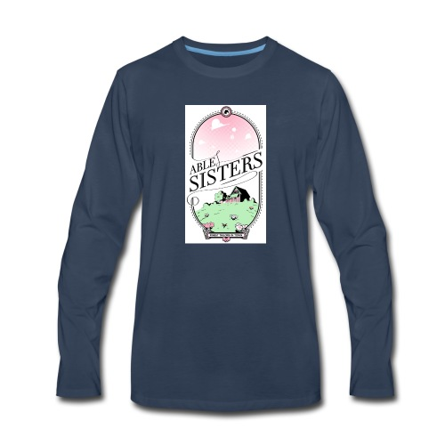 The Able Sisters - Men's Premium Long Sleeve T-Shirt