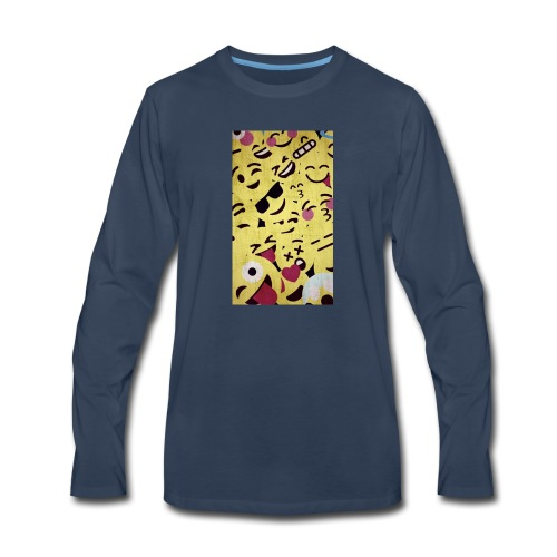 gumball design - Men's Premium Long Sleeve T-Shirt