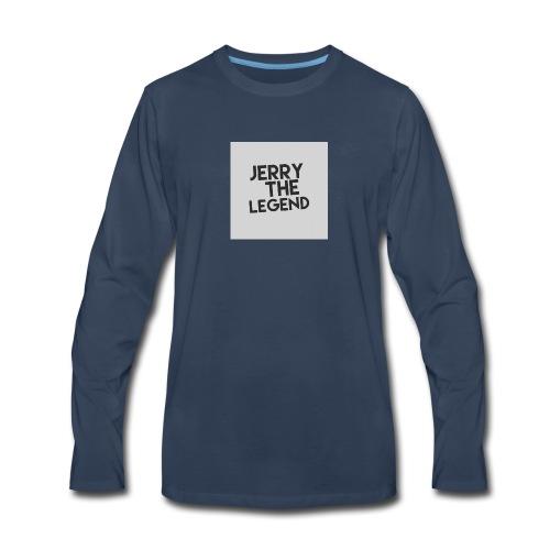 Jerry The Legend classic - Men's Premium Long Sleeve T-Shirt