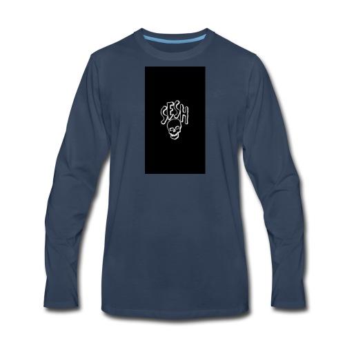 Sesh - Men's Premium Long Sleeve T-Shirt
