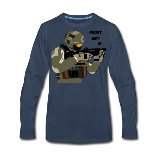FROST SGT - Men's Premium Long Sleeve T-Shirt