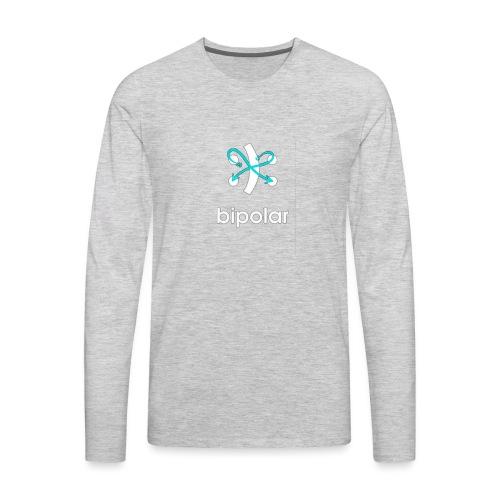 bipolar - Men's Premium Long Sleeve T-Shirt
