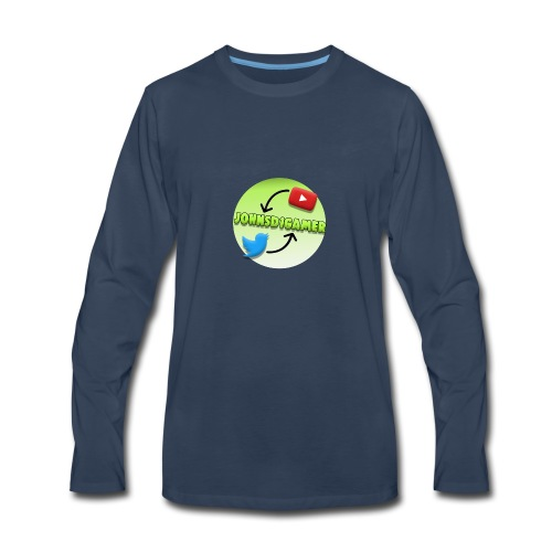 JohnSD1Gamer - Men's Premium Long Sleeve T-Shirt