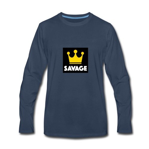f3107e4e 9dde 42f7 9a36 7455dd2598f8 - Men's Premium Long Sleeve T-Shirt