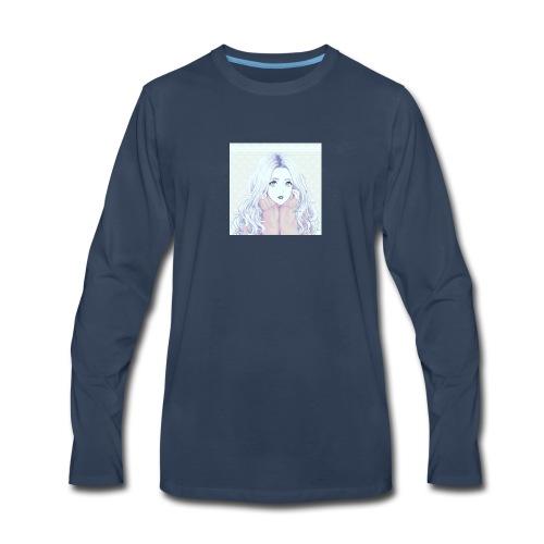 Be your sealf - Men's Premium Long Sleeve T-Shirt