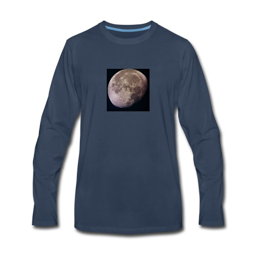 Moon - Men's Premium Long Sleeve T-Shirt