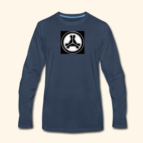 Screenshot 2017 08 10 at 11 30 10 AM Edited - Men's Premium Long Sleeve T-Shirt