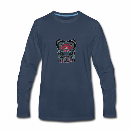 Eager Beaver - Men's Premium Long Sleeve T-Shirt